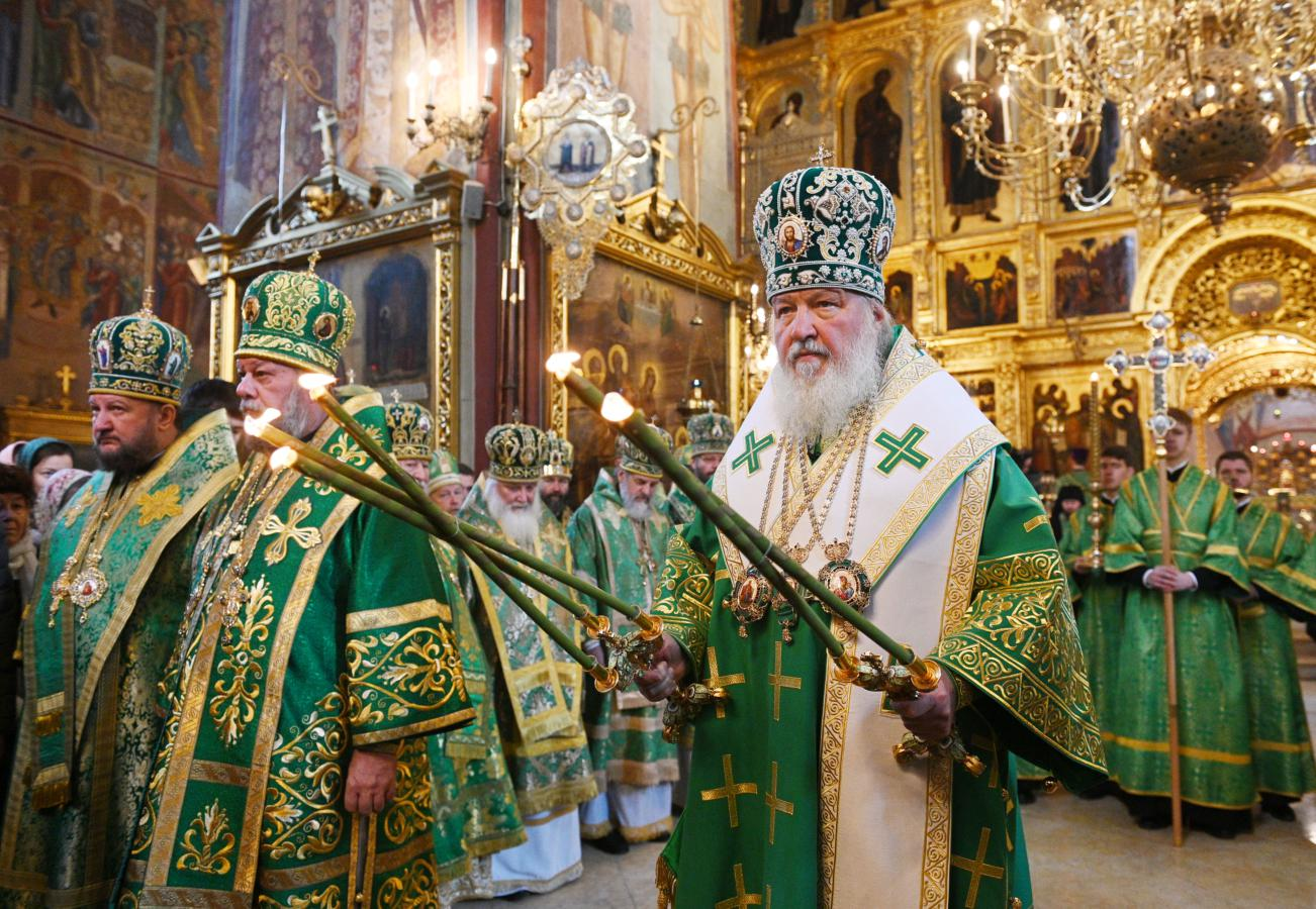 Епископ моравички Антоније на обележавању празника Преподобног Сергија Радоњешког