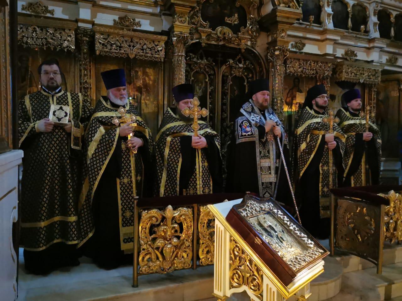 Недеља праштања на Подворју СПЦ у Москви