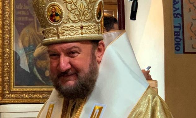 Епископ моравички Антоније честитао празник Крштења Русије Патријарху руском Кирилу