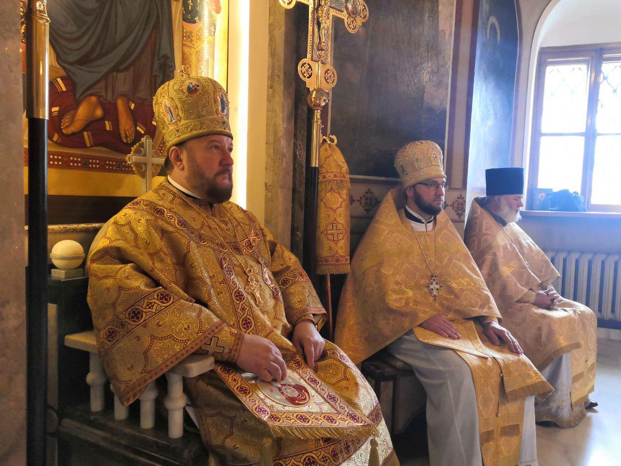 Празник Светог Пророка Илије на Подворју СПЦ у Москви