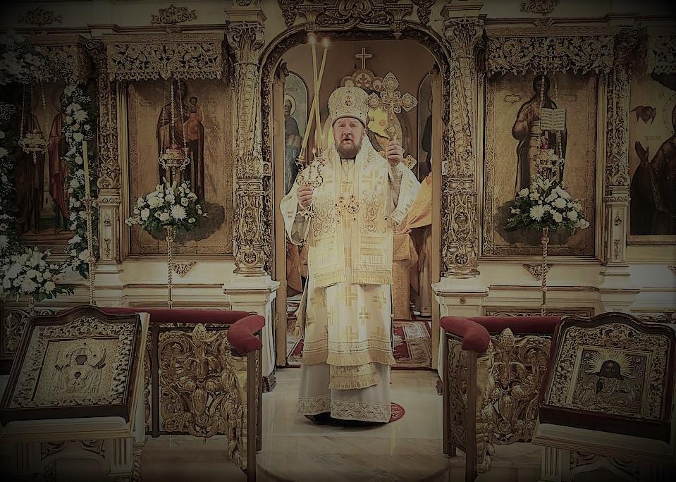 Света Литургија у трећу Недељу по Духовима