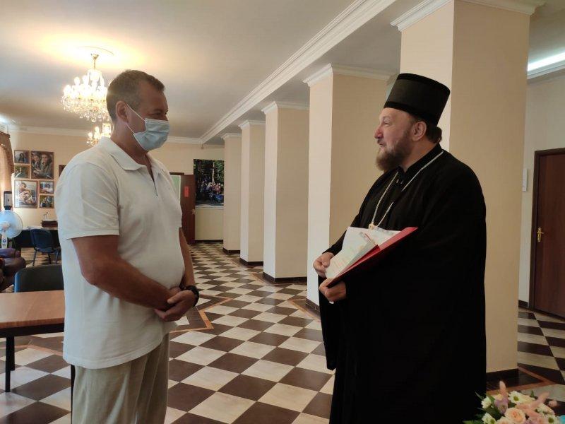 Додела диплома на Руском православном универзитету у Москви