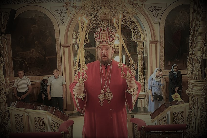 Празник Светог Пророка Илије у Подворју СПЦ у Москви