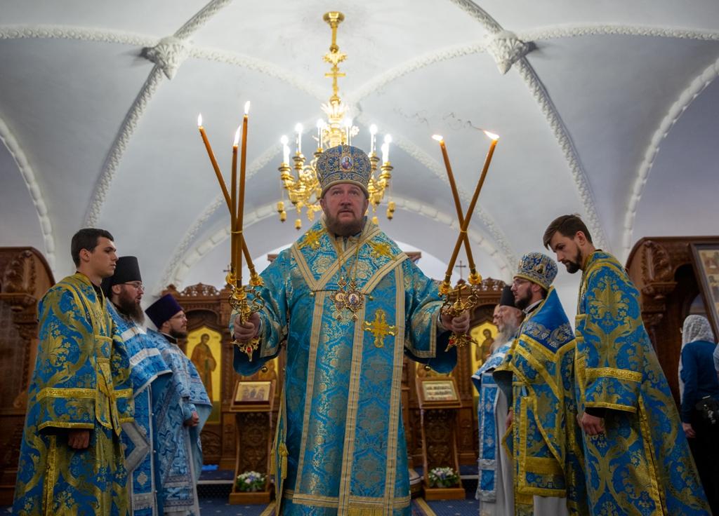 Литургија и призив Светог Духа на Руском православном универзитету
