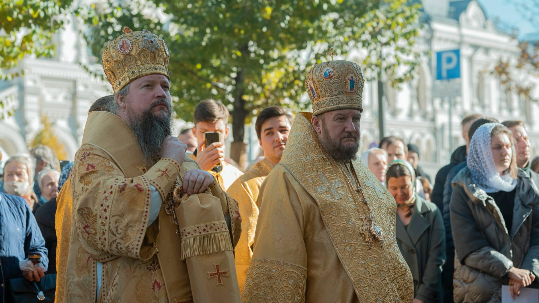 Света Литургија на празник Светог Јована Богослова у кућном храму РПУ