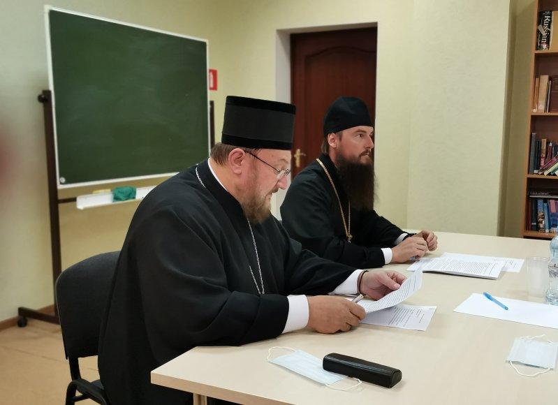 Одржана седница Наставно-научног већа Руског православног универзитета