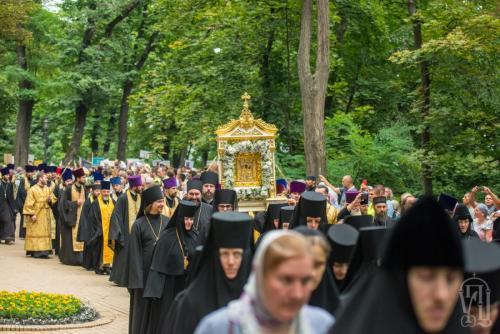 Прослава 1030-годишњице Крштења Руси у Кијеву (27-28.07.2018)