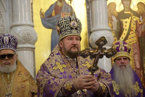 Празник Државне иконе Пресвете Богородице (15.03.2020)