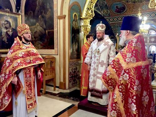 Света Литургија на Видовдан (28.06.2019)