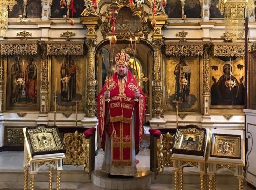 Празник Светог Николаја Охридског и Жичког (03.05.2020)