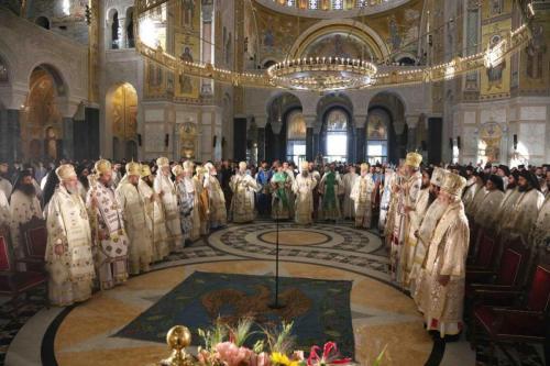 Хиротонија Епископа хвостанског Јустина (12.09.2021)