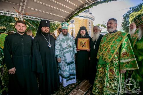 Велики јубилеј Митрополита кијевског Онуфрија (25.06.2019)