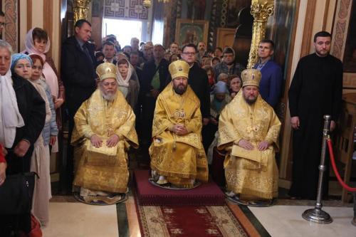 Престолни празник Светих апостола Петра и Павла (12.07.2019)