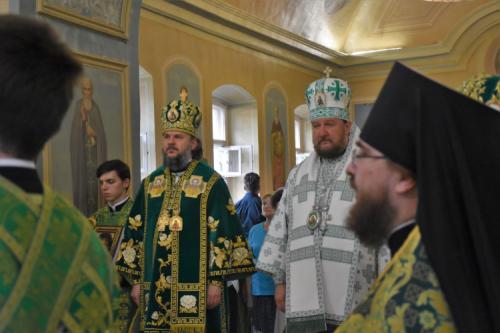 Празник Св. Пантелејмона на Подворју Православне цркве у Америци (09.08.2020)