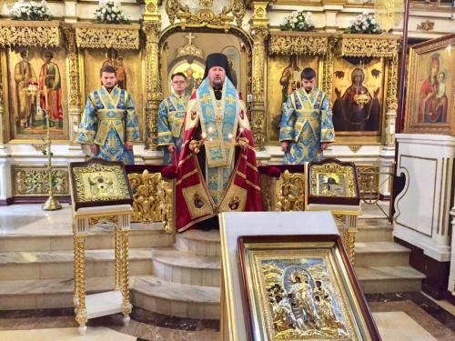 Акатист Богољубској икони Пресвете Богородице (30.06.2018)