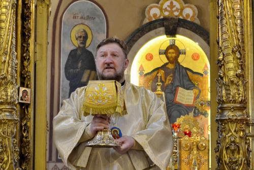 Света Литургија у другу Недељу по Духовима (21.06.2020)