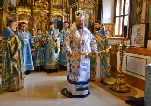 Празник Казанске иконе Пресвете Богородице (21.07.2020)