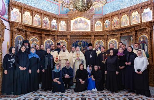 Епископ Антоније у посети Валамском манастиру (10-11.06.2019)