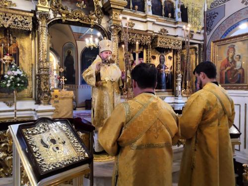 Бденије уочи празника Светог кнеза Владимира (27.07.2019)