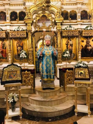 Света Литургија у недељу 08. децембра 2019. године