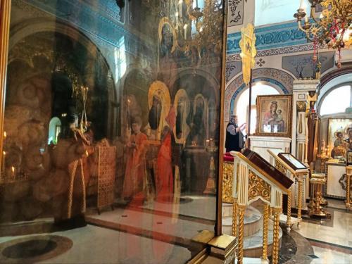 Света Литургија у Томину недељу (26.04.2020)
