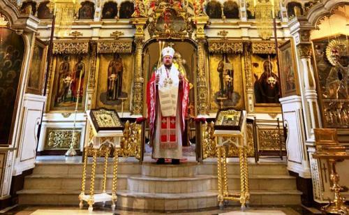 Света Литургија у четврту недељу по Васкрсу (10.05.2020)
