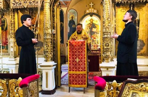 Празник Преноса моштију Светог Николаја Чудотворца (22.05.2020)