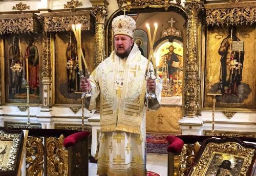 Света Литургија на празник Владимирске иконе Пресвете Богородице (03.06.2020)