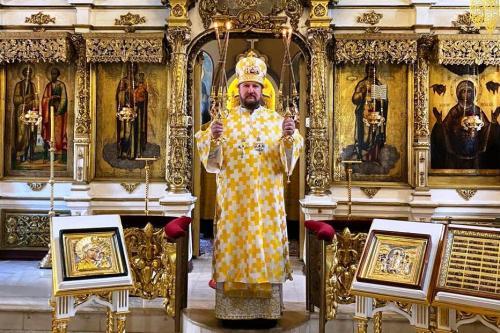 Света Литургија у недељу 14. јуна 2020. године