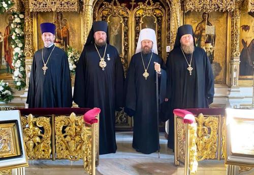 Свечано уручење Медаље Светог Марка Ефеског (12.07.2020)