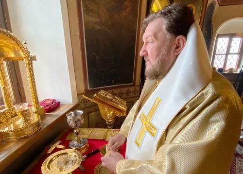 Света Литургија на велики јубилеј Епсикопа Антонија (23.07.2020)
