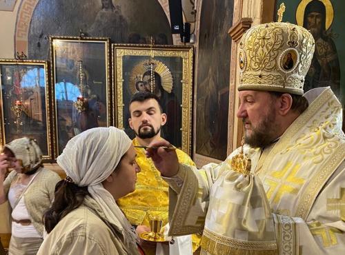 Бденије уочи празника Светог Пантелејмона (08.08.2020)