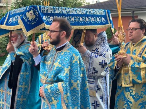Чин Погребења Пресвете Богородице (28.08.2020)