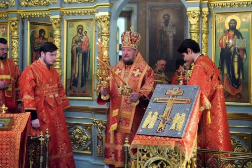 Света Литургија у Чешком подворју (29.09.2021)
