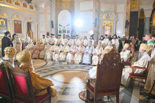 Хиротонија архимандрита Дамаскина (Грабежа) за Епископа мохачког