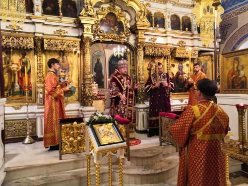 Бденије уочи празника Воздвижења Часног Крста (26.09.2020)