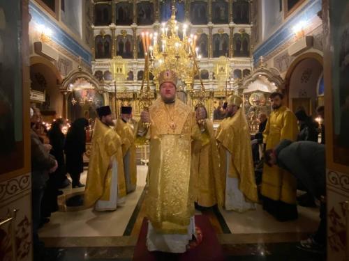 Света Литургија у недељу 27. децембра 2020. године