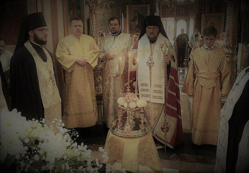 Бденије уочи празника Светих апостола Петра и Павла (11.07.2021)