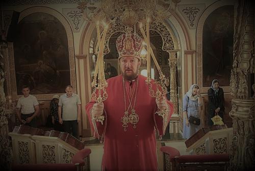 Илиндан у Подворју СПЦ у Москви (02.08.2021)
