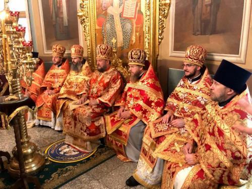 Празник Светог кнеза Вјачеслава Чешког (11.10.2019)