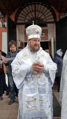 Благовести Пресвете Богородице (07.04.2018)
