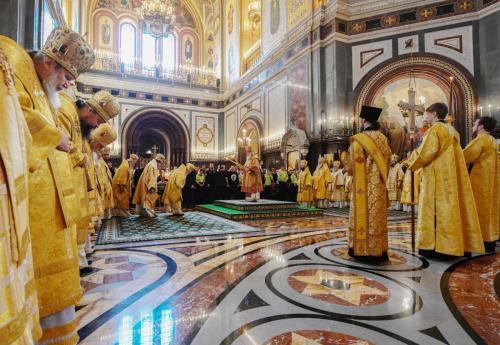 Недеља Православља у Храму Христа Спаситеља (17.03.2019)