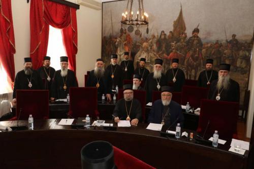Свети Архијерејски Сабор СПЦ (06-07.11.2018)