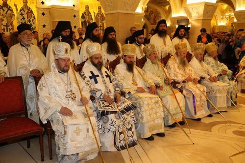 Хиротонија архимандрита Стефана за Епископа ремезијанског (17.06.2018)
