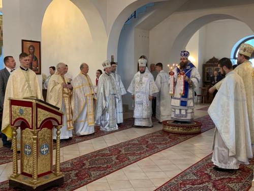 Празник Вазнесења Господњег у граду Прешову (06.06.2019)
