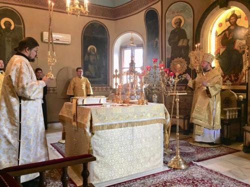 Света Литургија на празник Ивандан (07.07.2019)