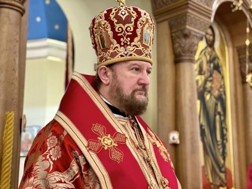 Литургија на Подворју Православне цркве у Америци (07.12.2020)