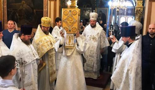 Света Литургија у 32. недељу по Педесетници (26.01.2020)