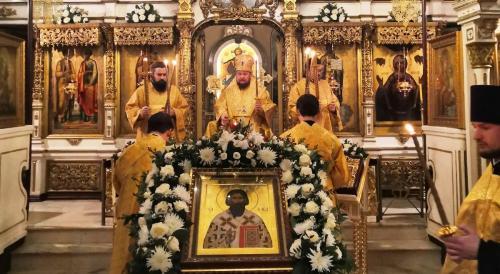 Бденије уочи празника Светог Саве (26.01.2020)
