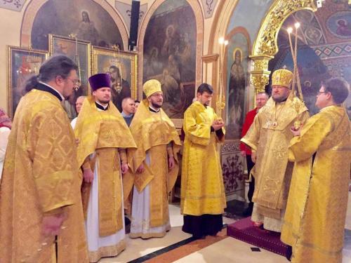 Света Литургија у недељу 17. новембра 2019. године